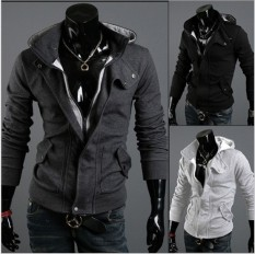Harga 2017 Foreign Trade Explosion In Spring And Autumn Leisure Slim Hooded Sweater Korean Male Color Intl Oem Baru
