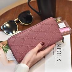 2017 Hot-sale Fashion New ladies long wallet original ultra-thin card bag wallet hand bag - intl