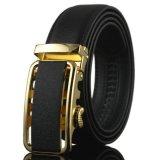 Jual Beli Online 2017 Luxury Mens Otomatis Buckle Ikat Pinggang Sabuk Kulit Tali Pinggang Fashion Warna Hitam Belt Untuk Pria Kb 06 Intl