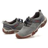 Review 2017 Pria Kulit Kulit Tendon Olahraga Outdoor Leisure Shoes Non Slip Pendakian Sepatu Ayah Sepatu Intl Tiongkok