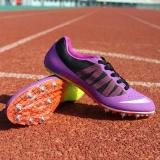 Beli 2017 Pria Berlari Sepatu Outdoor Bernapas Ultra Light Lonjakan Dash Sprint Sports Shoes Ungu Intl Di Tiongkok