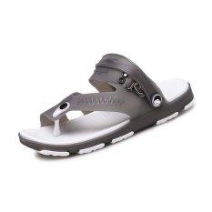 Perbandingan Harga 2017 Men S New Style Fashion Sandals Fashion Slippers Intl Di Tiongkok