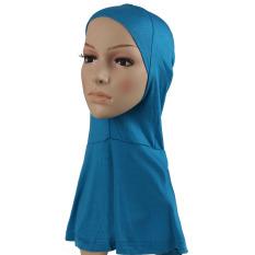 2017 Kerudung Muslim Cotton Muslim Wanita Leher Penutup Islam Underscarf Ninja Inner Jilbab Bonnet Wanita Syal-Intl