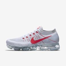 2017 New Arrival Hot Sale Air Running Untuk Pria Vapor Sneakers Max Sports Rajutan Sepatu Putih Merah Ukuran 40 45 Intl Diskon Akhir Tahun