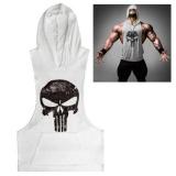 Beli 2017 Baru Pakaian Fitness Tank Top Men Stringer Emas Binaraga Bodybuilding Workout Vest Gym Undershirt Plus Ukuran Putih Intl Baru