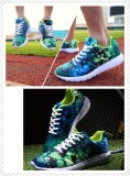 Promo 2017 Baru Busana Unisex Wanita Bernapas Mesh Sepatu Lembut Sole Sepatu Kasual Sepatu Anti Selip Slip On Alas Kaki Pasangan Pria Fluorescent Hijau Intl Di Tiongkok