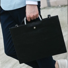 2017 new Han Ban Nan wraps England to revive old customs the briefcase hand bill of lading shoulder of a pack of Ms. Nan Shi's hand bag Ipad document to wrap - intl