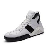 Jual Cepat 2017 New Martin Boots Olahraga Dan Kenyamanan Sepatu Pria Hip Hop Tinggi Top Sepatu Tebal Bawah Sepatu Musim Dingin Yang Hangat Intl