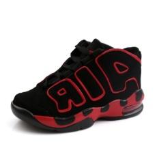 Spek 2017 Baru Pria Basket Sepatu Bernapas Kolam Atletik Sneaker Untuk Orang Dewasa Hombre Empat Musim Ankle Boots Wanita Boot Kapal Cepat Intl Tiongkok
