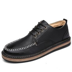 Harga 2017 New Men S Fashion Low Shoes Men S Casual Shoes Intl Oem Asli