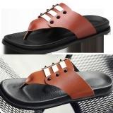 Jual 2017 Pria Baru Flip Jepit Musim Panas Cool Super Fiber Sandal Fashion Beach Sandal Sepatu Untuk Pria Besar 44 Coffee Shoes Intl Antik