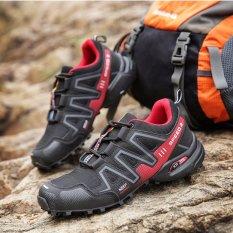 Top 10 2018 Baru Olahraga Sepatu Sepatu Hiking Sepatu Berjalan Sepatu Pria Sepatu Sepatu Lari Intl Online