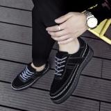 Jual Beli 2017 Baru Musim Semi Sepatu Sepatu Olahraga Sepatu Kasual Korea Fashion Tide Sepatu Intl Di Tiongkok
