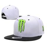 Harga 2017 New Style Fashion Monster Energy Snapback Cap Adjustable Sport Hat Intl Oem Baru