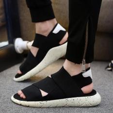 Top 10 2017 Baru Musim Panas Pecinta Sandal Olahraga Pantai Dan Rekreasi Sepatu Pria Sepatu Roman Youth Korea Sandal Intl Online