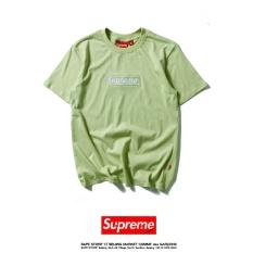Jual 2017 Baru Tide Merek Supreme Sulaman Kotak T Shirt Lengan Pendek Wanita Hip Hop Lengan Pendek Kaos Wanita Intl Antik