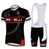 Spesifikasi 2017 Pro Tim Bersepeda Jersey Musim Panas Lengan Pendek Dan Bib Celana Pendek Set Pria Bersepeda Wear Road Sepeda Pakaian Intl Yang Bagus