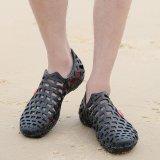Beli 2017 Musim Panas Busana Unisex Pria Wanita Sepatu Loafer Sandal Kasual Sneakers Pantai Oxfords Shoes Pasangan Menyukai Sepatu Pria Hitam Intl