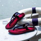 Spesifikasi 2018 Musim Panas Pria Anti Selip Sepatu Pantai Sepatu Sandal Online