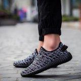 2017 Musim Panas Pria Sneaker Nyaman Bernapas Olahraga Sepatu Ukuran 38 46 Hitam Intl Tiongkok Diskon