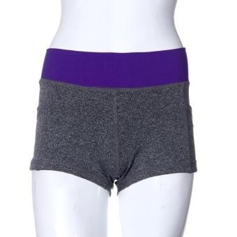 2017 Wanita Pinggang Tinggi Yoga Kebugaran Celana Harem Celana Celana Pof Lebar Di Kaki Bu L