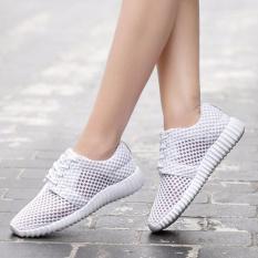 Harga 2018 Women S Kebugaran Sepatu Kasual Bernapas Mesh Coconut Sepatu Lari Intl Online Tiongkok