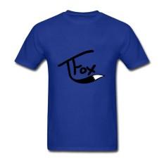2018 Baru Terbaik Order Kaus Pria Kaus Lengan Pendek Luncur T Kemeja Atasan Panggul Hop Kaus Homme Manusia tanner Rubah T Kemeja-Internasional