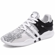 Ulasan Lengkap 2018 New Sports Shoes Casual Korean Version Of The Trend Of Men S Shoes Men S Canvas Shoes Breathable Sneaker Running Shoes Intl