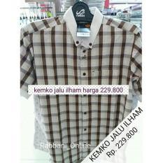 229800 Kemko Jalu Ilham Pdk Koko Rabbani Size XS Warna Outih Kotak Birdong