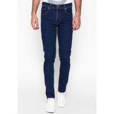 Harga 2Nd Red Celana Jeans Pria Slim Fit Denim Premium Biru Tua Eksis Collection133253 Origin