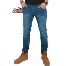 Pusat Jual Beli 2Nd Red Jeans Slim Fit Best Seller 133212 Jawa Barat