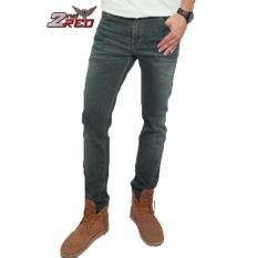 Spesifikasi 2Nd Red Jeans Slim Fit Best Seller Abu Tua 133223 Yg Baik