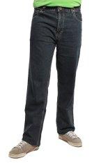 Beli 2Ndred 114192 Jeans Big Size Basic Black Grey Di Jawa Barat