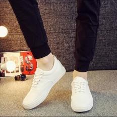 Harga 2Ne1 Korea Korea Fashion Di Dalam Meningkatkan Sepatu Pria Breathable Kasual Sepatu Putih Intl Asli Urban Preview