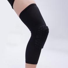 Toko 2 Pcs Anti Tabrakan Bola Voli Bola Basket Kneepads Dance Bantalan Lutut Dukungan Betis Ski Snowboard Kneepad Hitam Intl China Oem Di Tiongkok