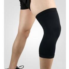 Spesifikasi 2 Pcs Bersepeda Kompresi Dukungan Lutut Protector Pad Mencegah Radang Sendi Cedera Elastis Tinggi Kneepad Olahraga Gym Kebugaran Dukungan Lutut Hitam Intl Yang Bagus Dan Murah