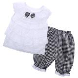 Beli 2 Pcs Balita Anak Anak Bayi Gadis Pakaian Pakaian T Shirt Tops Celana Pendek Uk Hitam Intl Cicilan