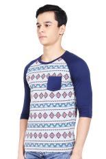 3 Second 103031712 Blue Diskon discount murah bazaar baju celana fashion brand branded
