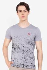 Tips Beli 3 Second Men Tshirt Grey Diskon Discount Murah Bazaar Baju Celana Fashion Brand Branded Yang Bagus