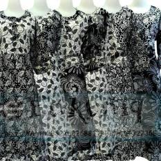 Monokrom / Batik Pekalongan / Sekdres Batik / Dress / Daster Monokrom / Longdres Monokrom. '
