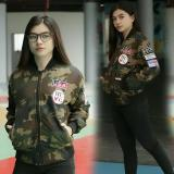 Review 3K Fashion Usa Bomber Army Despo Tebal