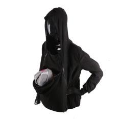3M-1Years Bayi Tali Carrier Jaket Pakaian Mantel untuk Wanita Hamil Menebal Kehamilan Hoodies Maternity Mantel-Intl