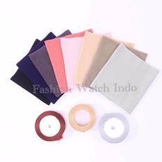 3pcs - Bandana Rajut Premium - Bebas Pilih Warna