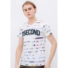Beli 3Second Men Tshirt 5912 Murah Di Jawa Barat