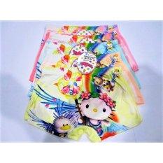 Jual 410 6Pcs Celana Dalam Boxer Anak Cd Anak Hk Branded Murah