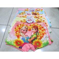 Jual 412 6 Pcs Celana Dalam Anak Boxer Cd Anak Frozen Dki Jakarta Murah