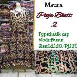 5 Pc Longdress Batik Cap Maura Pooja 2 Original