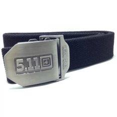 Harga 511 Sabuk Tactical Series Head Stainless Strap Nylon Hitam Merk 511