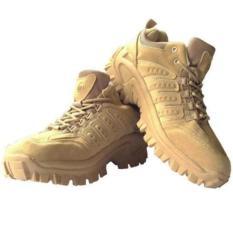 Harga 511 Sepatu Tactical Sc*t Predator Import 4 Inchi Coklat Asli