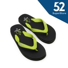 Ando Sandal Jepit/Flip Flop Pria Hawaii Like - Lime Size 38-42